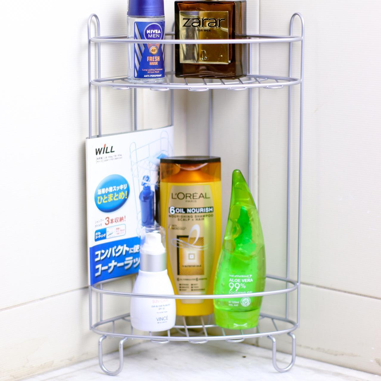 Bathroom movable corner stand - waseeh.com
