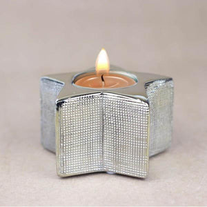 Star candle stand - waseeh.com