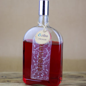 Rich Flat bottle with Metal lid - waseeh.com