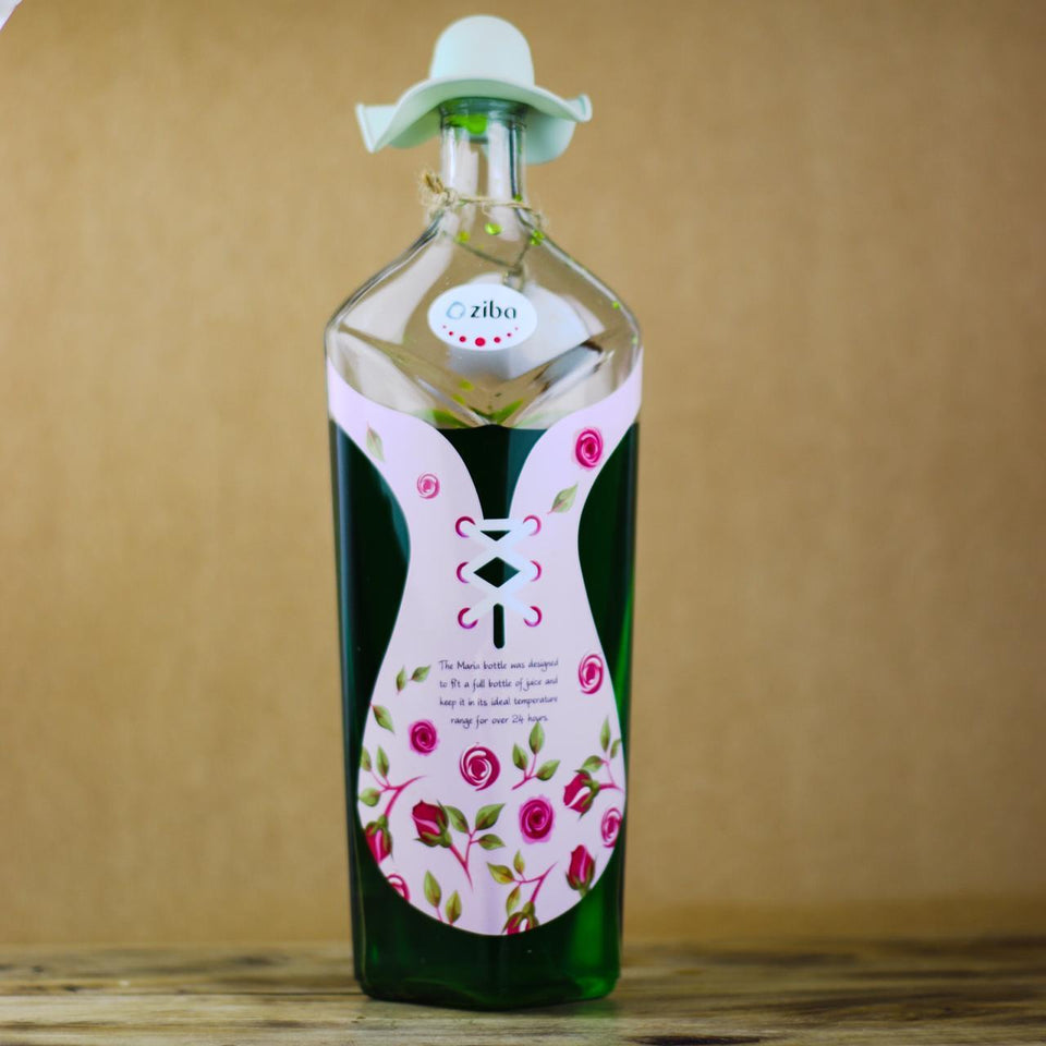 Maria beautician bottle - waseeh.com