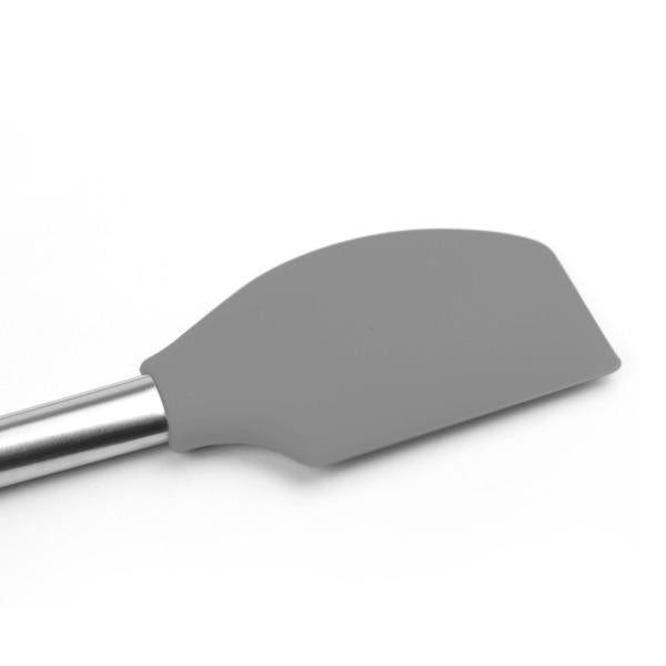 Silicon spatula with metal rod - waseeh.com