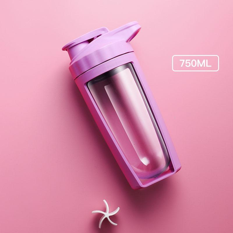 Leakproof Gym Mixer Bottle (750mL) - waseeh.com
