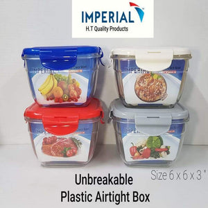 Unbreakable Airtight Food Container (1000mL)