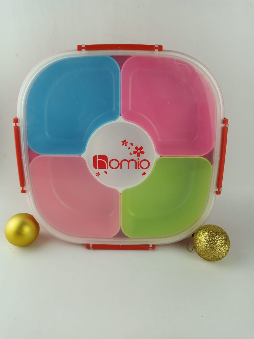 Omio Four Section Organizer - waseeh.com