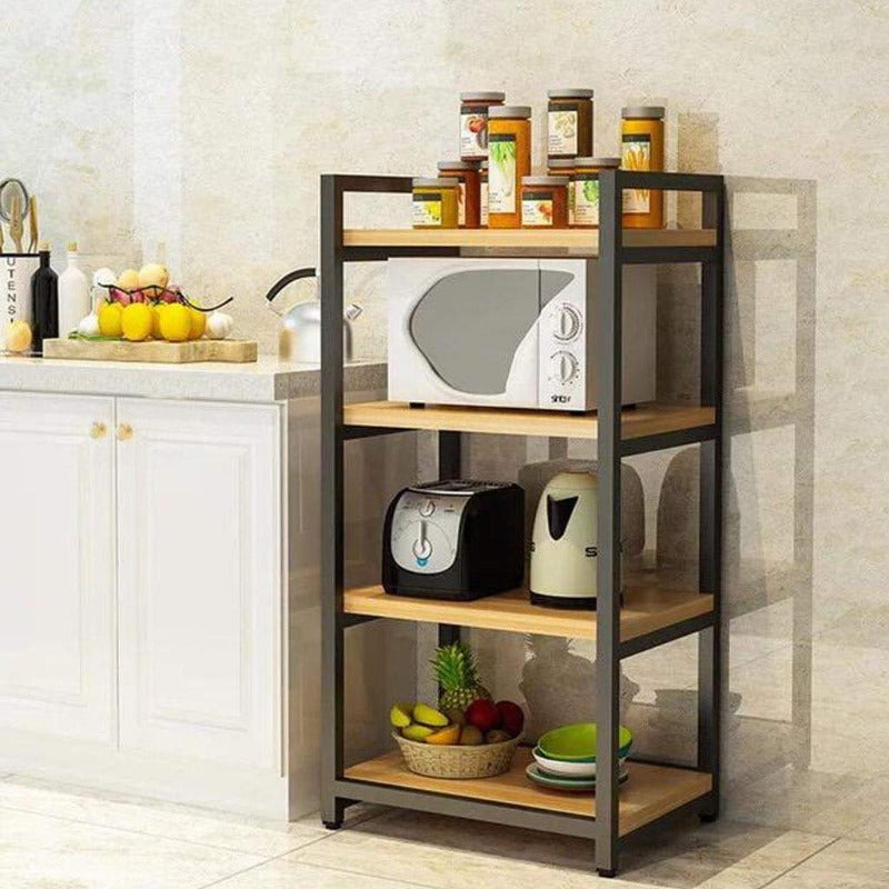 Non-punching Kitchen Shelves Rack - waseeh.com