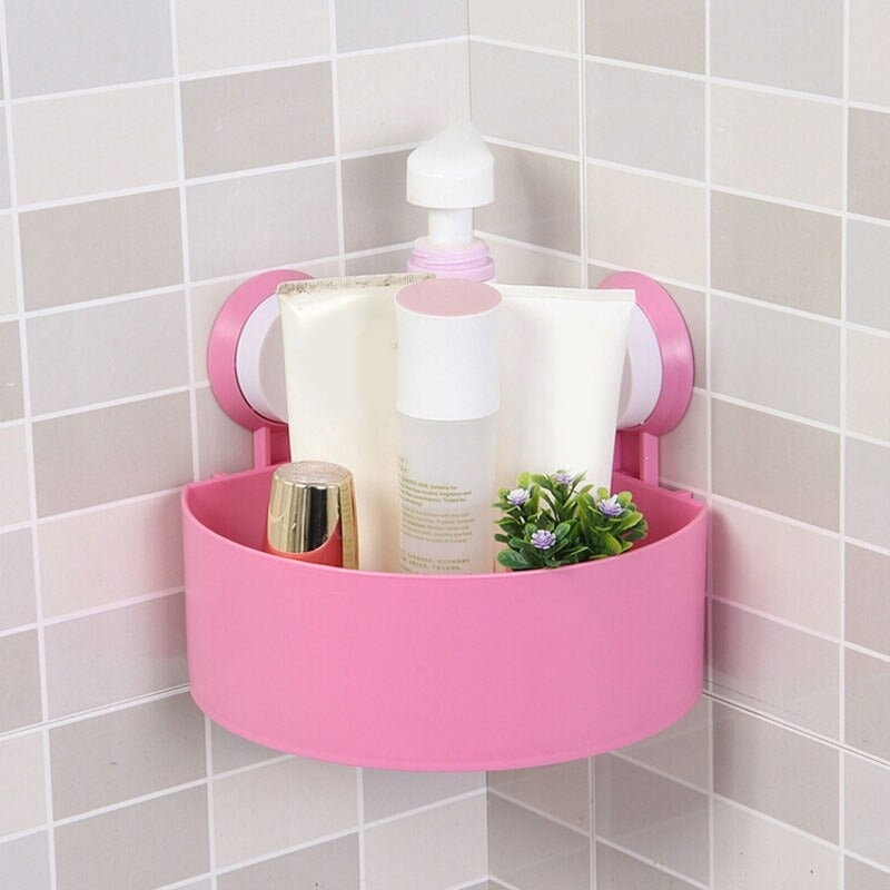 Wall Mounted Caddy Corner Shelf - waseeh.com
