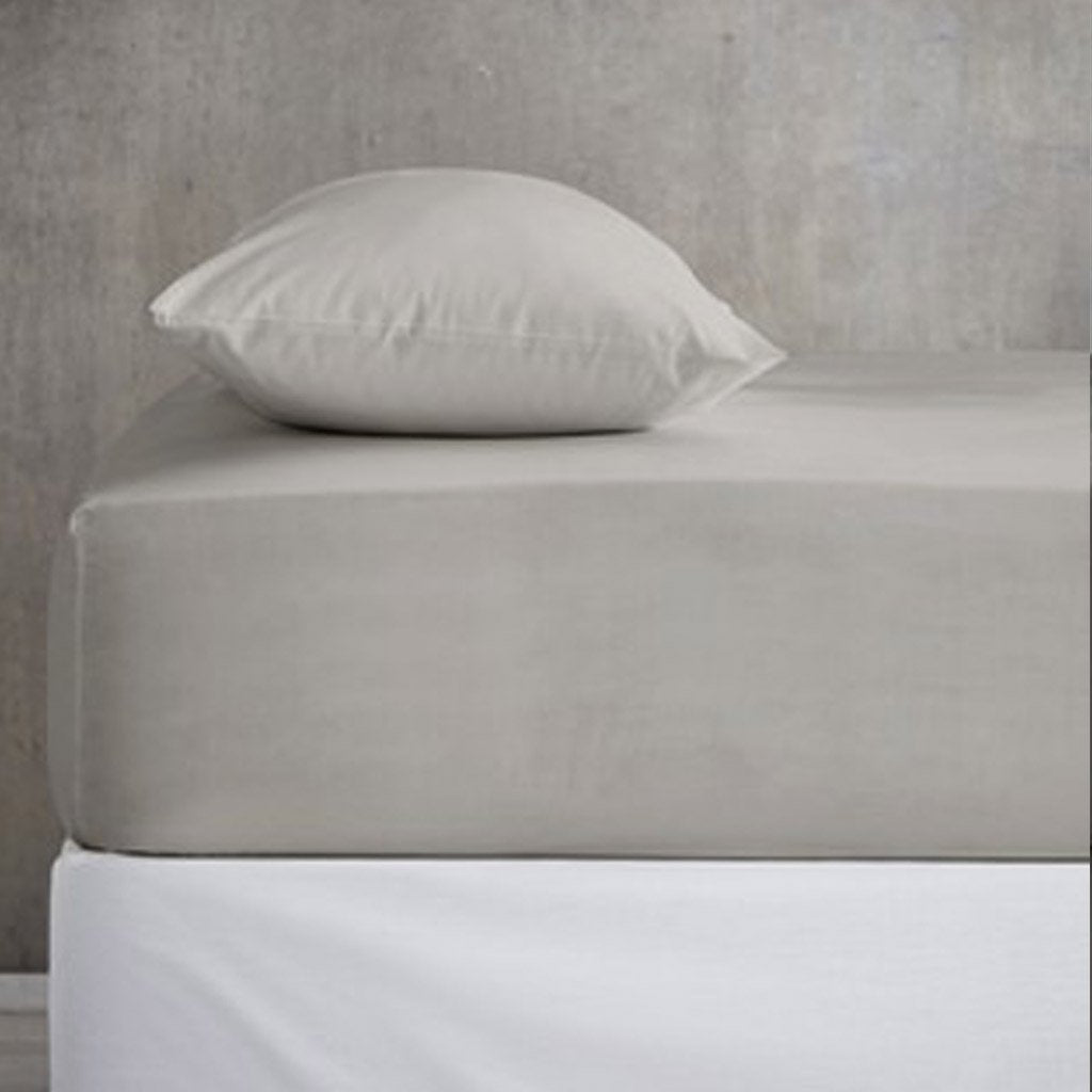 Fitted Sheet - Beige - waseeh.com