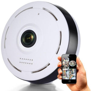 Panoramic Camera v380 - waseeh.com