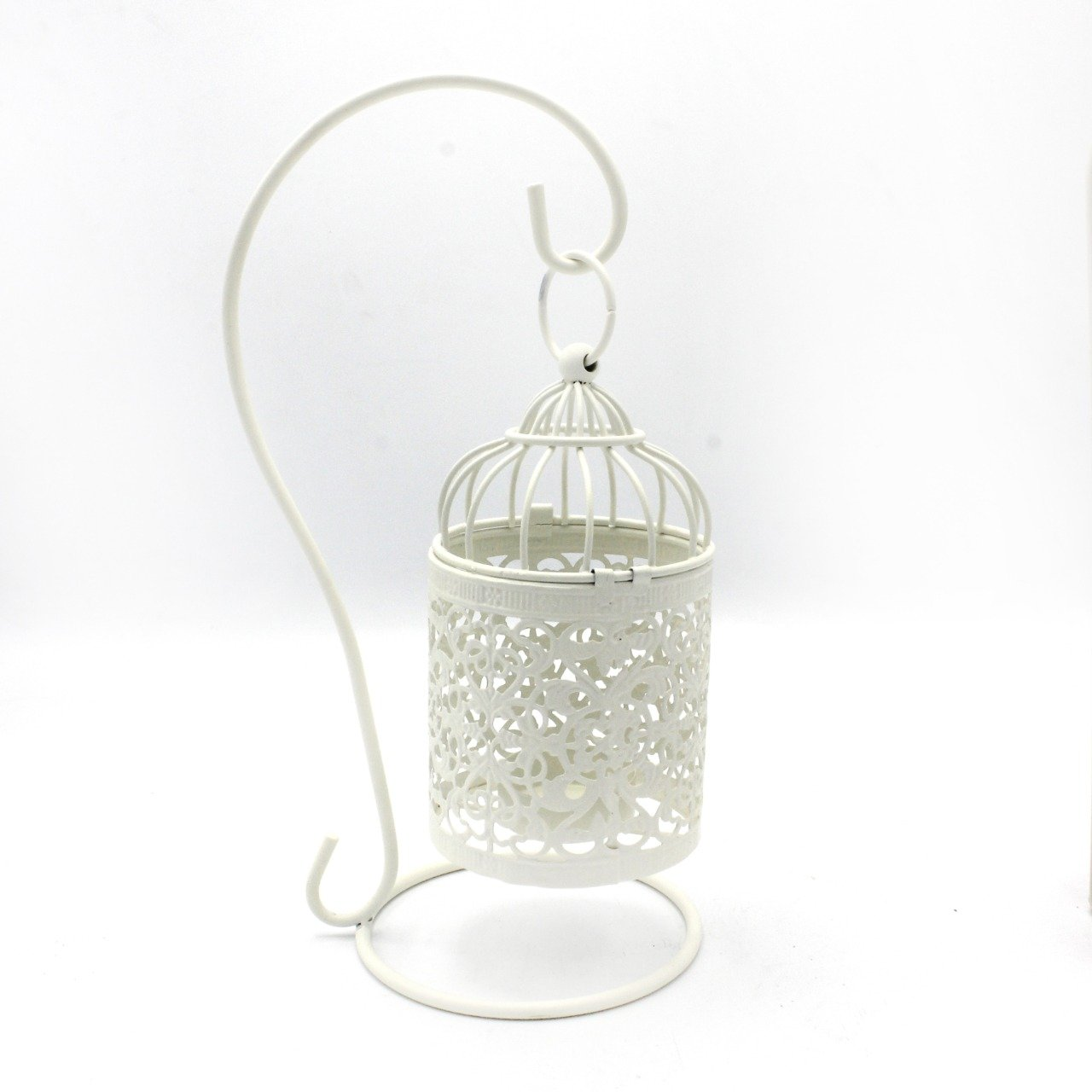 Candle Stand - White - waseeh.com