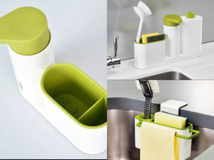 Multi functional Storage Compartment