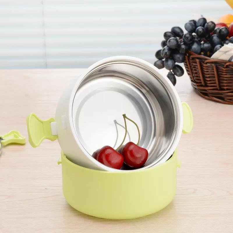 Stainless Steel Food Storage Box - waseeh.com