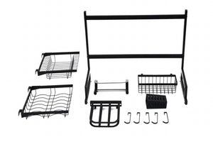 Kitchen Space Stainless Steel Dish Drying Rack - waseeh.com