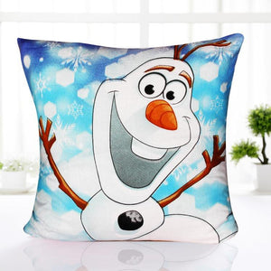Frozen Cushion Cover - waseeh.com