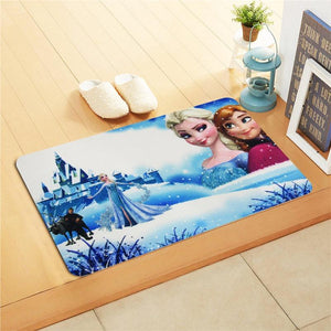 Kids Foot Mat - Frozen - waseeh.com