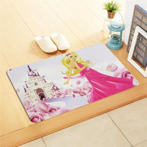 Kids Foot Mat - Princess - waseeh.com