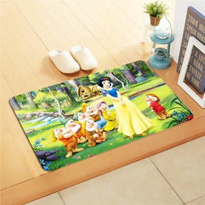 Kids Foot Mat - Sleeping Beauty - waseeh.com