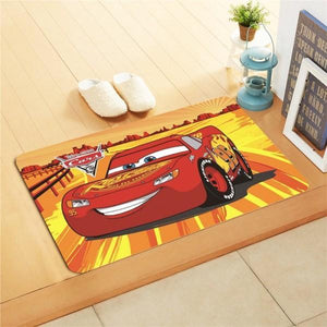 Kids Foot Mat - Cars - waseeh.com