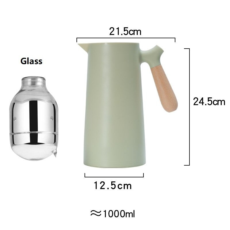 Nordic Wind Style Thermos Jug