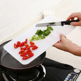 Moldproof kitchen household cutting chopping board - waseeh.com