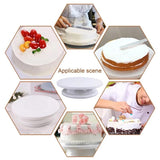Cake Swivel Plate Revolving Cake Turntable Decoration Stand Platform - waseeh.com