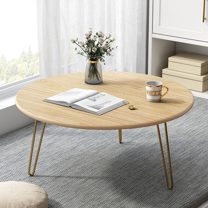 Tatami Table (Round) - waseeh.com