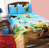 Single Kids Bed Sheet - Bee - waseeh.com