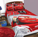 Single Kids Bed Sheet - Lightning McQueen - waseeh.com