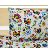 Kids Bed Sheet - Rooster - waseeh.com