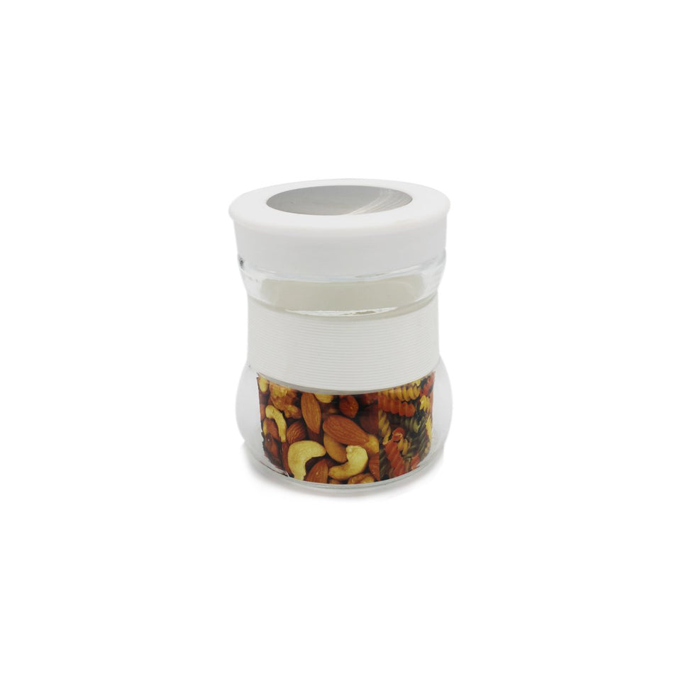 "Imperial Collection - Small Nuts Jar - 6"" - waseeh.com"