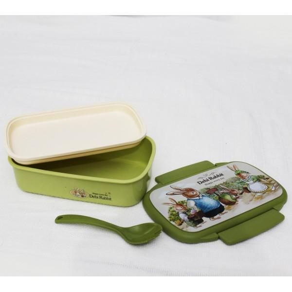 Single Lunch Box - Debi Rabbit - waseeh.com