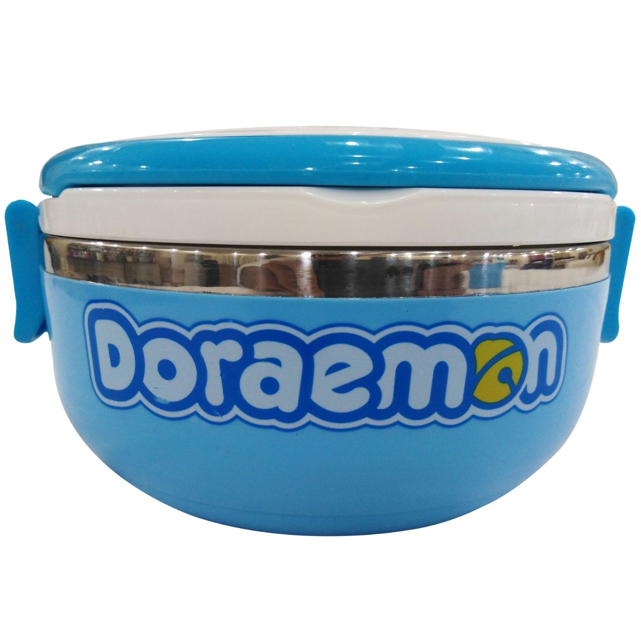 Doraemon - Stainless Steel Lunch Box - waseeh.com