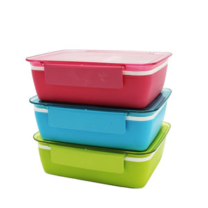 2 Compartment Lunch Box - Viassin 750ml - waseeh.com