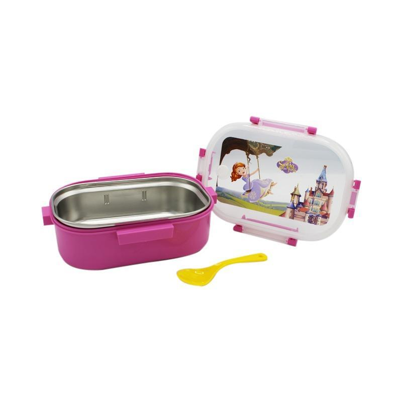 Stainless Steel Kids Lunch Box (710ml) - waseeh.com