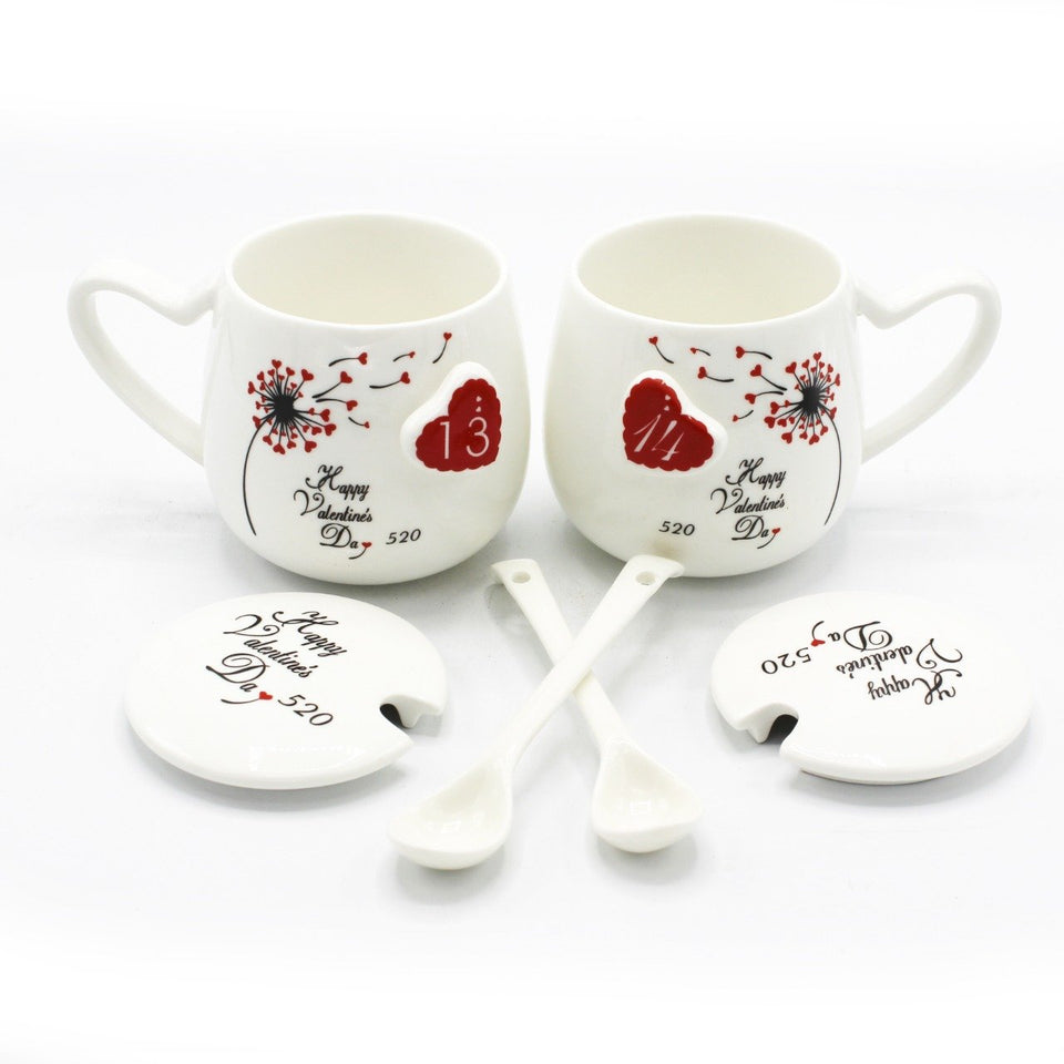 Mug Pair- Love - waseeh.com