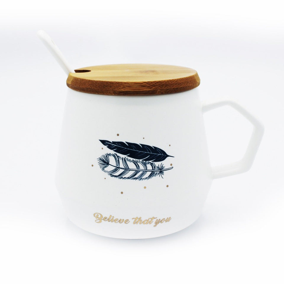 Exquisite Mug (Believe that you) - waseeh.com