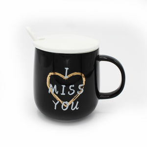 Exquisite Mug - I Miss You - waseeh.com