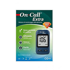 On Call Extra Blood Glucose Monitoring System - waseeh.com
