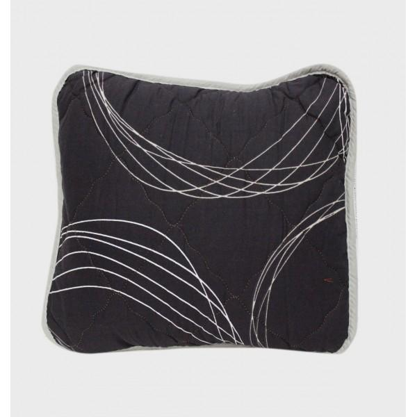 Quilted Cushion Cover - waseeh.com