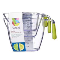 Measuring Jug Set  (Pack of 3)