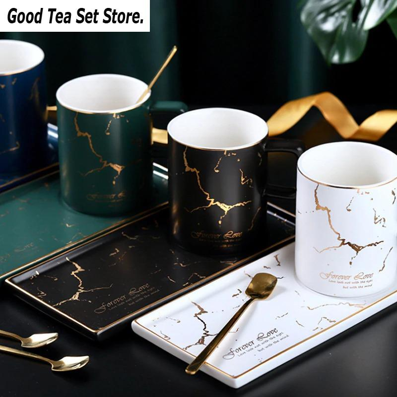 Sensuous Coffee Cup Set - waseeh.com