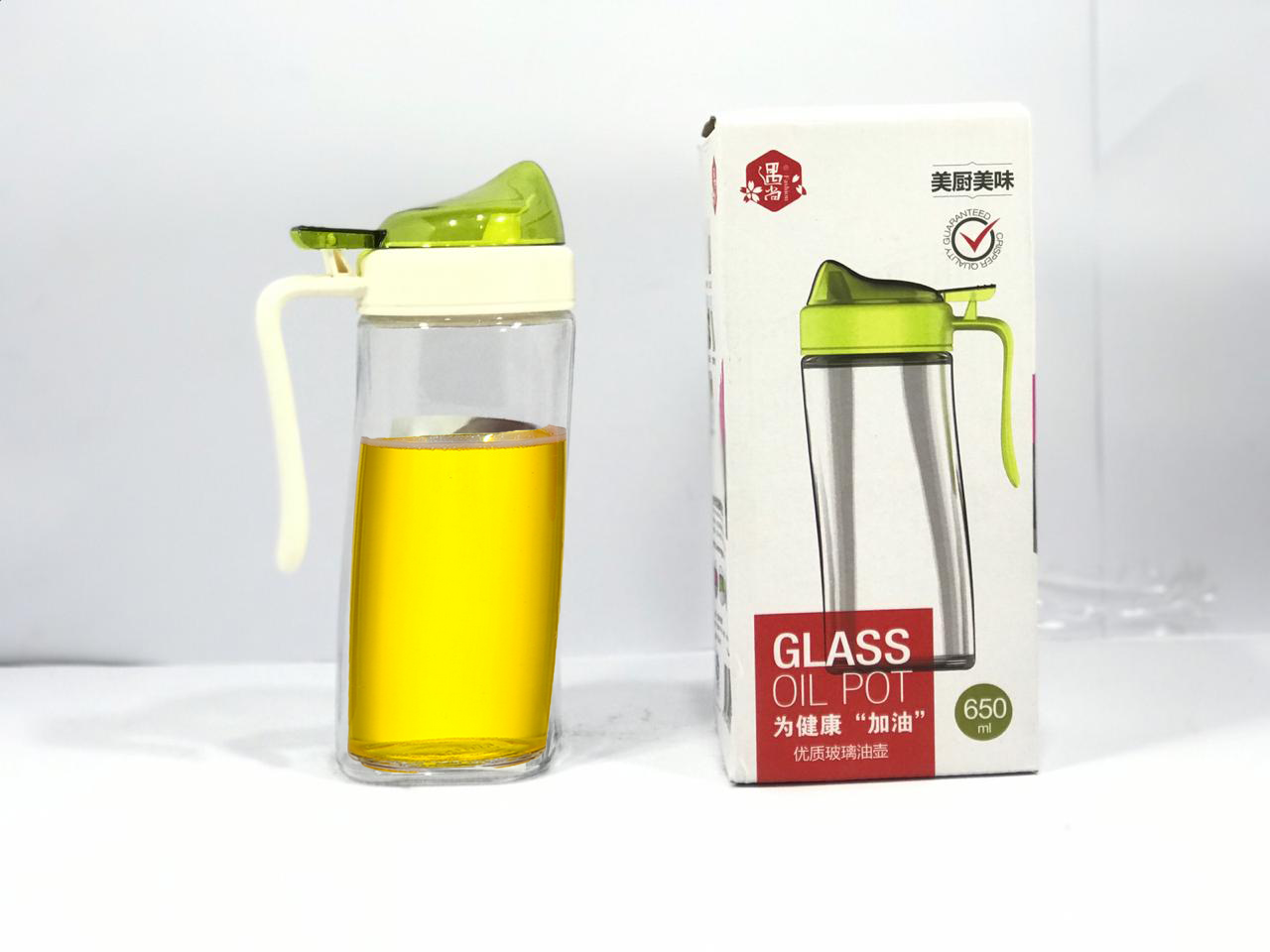 650ml ORZ Glass Oil Jug - waseeh.com
