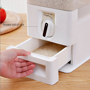 Mrosaa Moisture Proof Kitchen Box