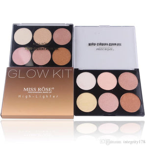 Miss Rose - Glow Kit Highlighter - waseeh.com