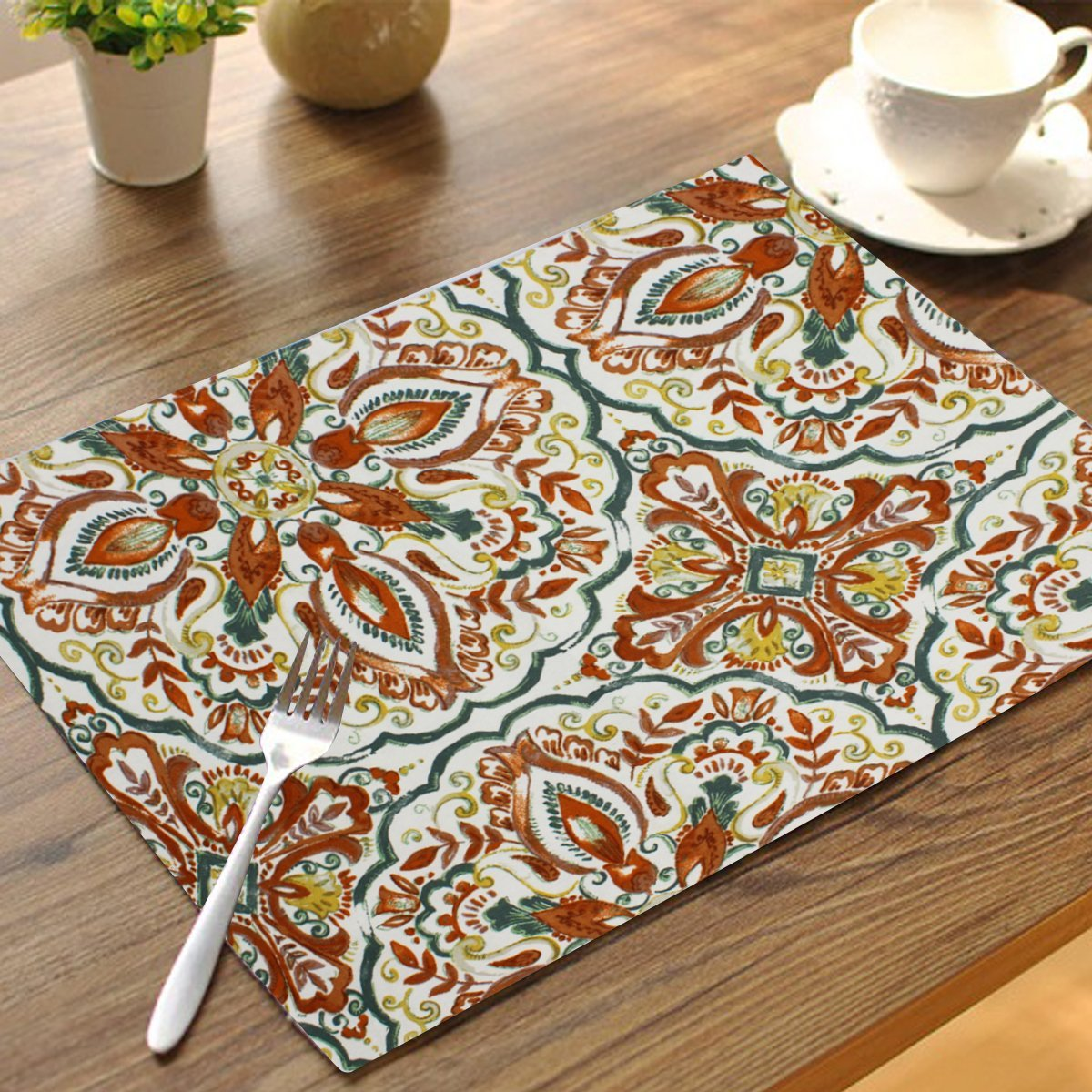 Export Quality Table Mat - Rectangular - waseeh.com