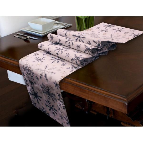 TABLE RUNNER 1 PC Set-White - waseeh.com