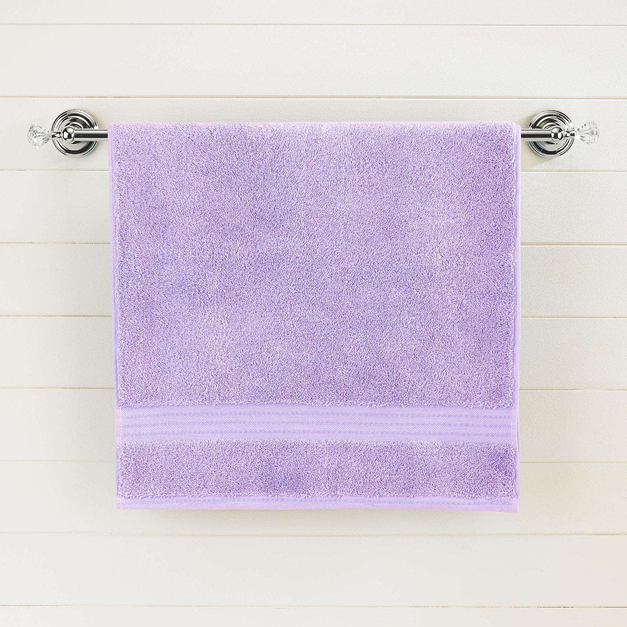 Light Purple Egyptian Cotton Bath Towel - Single - waseeh.com