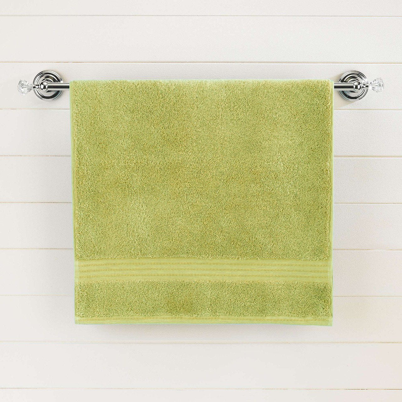 Green Egyptian Cotton Bath Towel - Single - waseeh.com