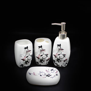 Exquisite Bathroom Set - 4 pc - waseeh.com