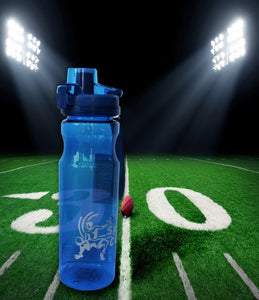 Sports Water Bottle - 900ml - waseeh.com