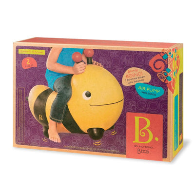 B Toys Bouncy Boing, hoppedyr - bi - model 701455